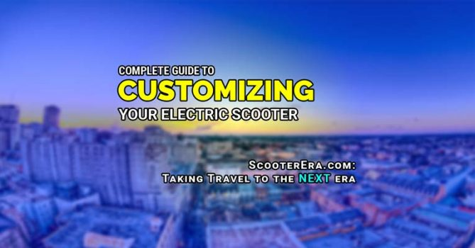 How to customize your hoverboard