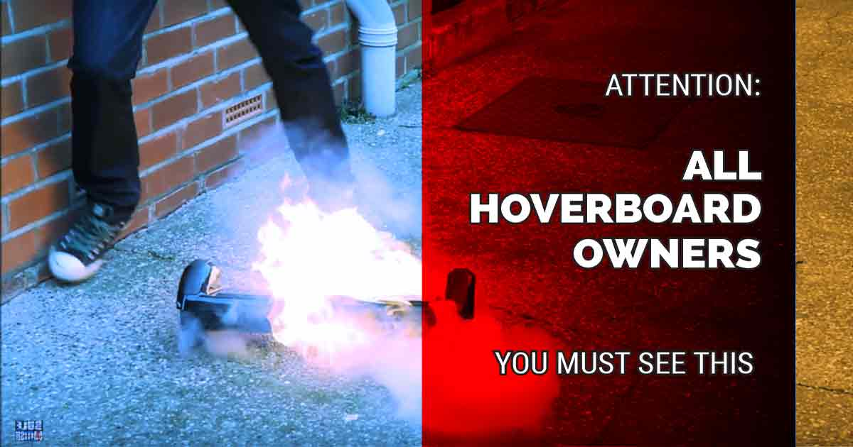 Swagway, Powerboard, Hovertrax, all are included in the hoverboard recall